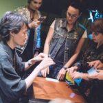 Dimostrazione di Origami: Oi Sushi – Roma