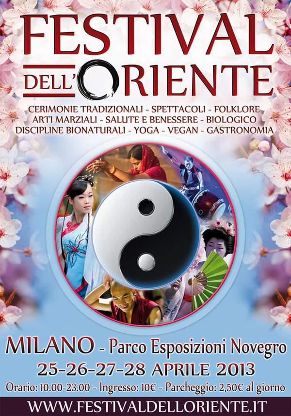 Festival dell'oriente 2013 Milano