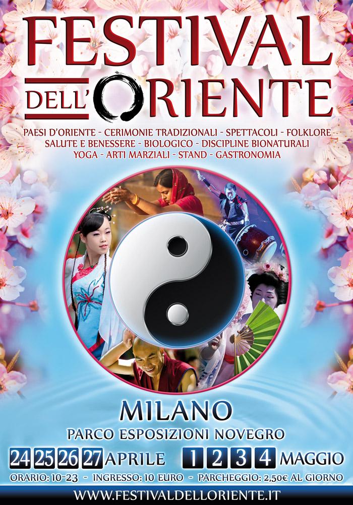Festival dell'oriente 2014 Milano