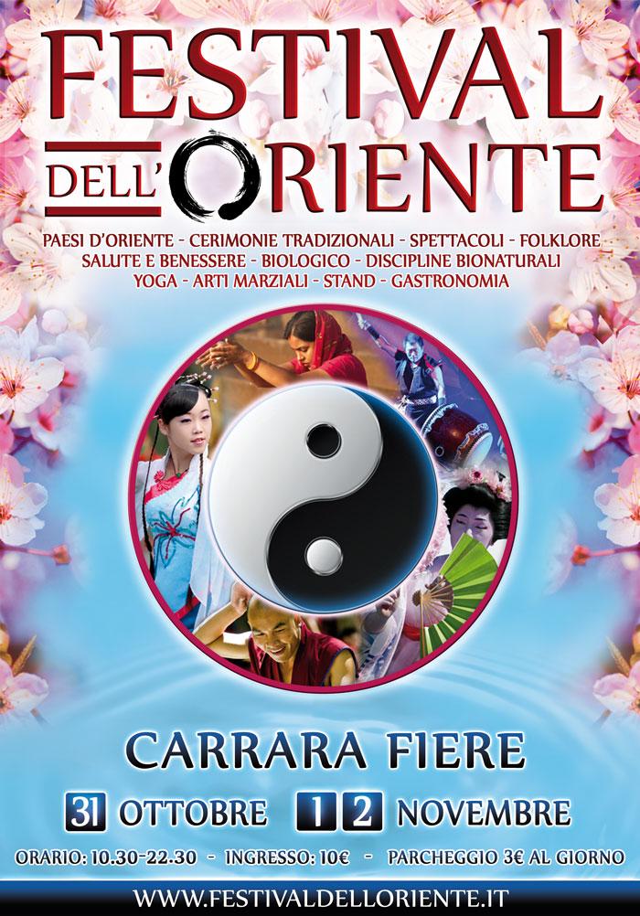 Festival dell'oriente 2014 Carrara