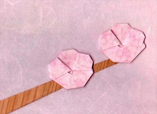 Lezione di Origami per primavera
