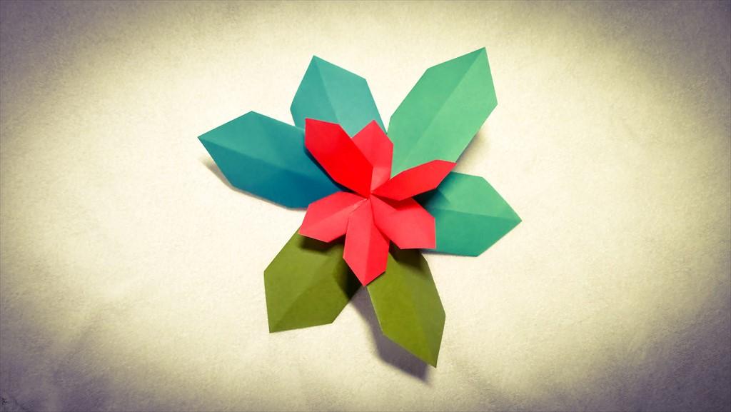 Lezione speciale di Origami per Natale
