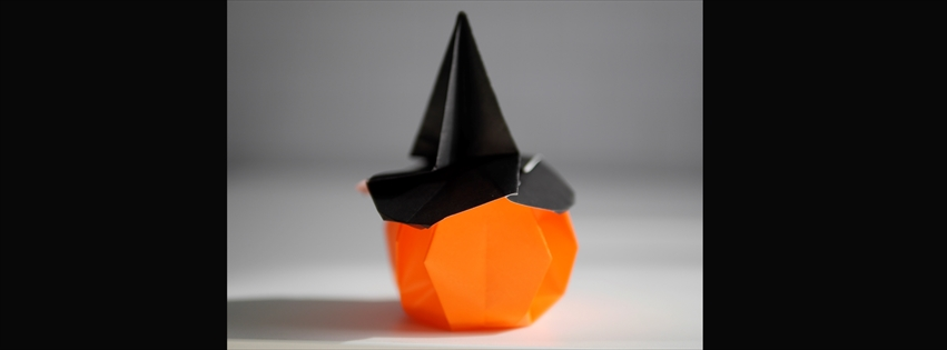 Origami x HALLOWEEN