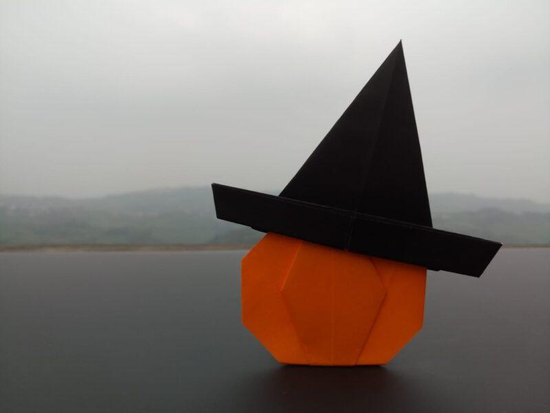 Halloween con Origami, Conegliano 20-10-2019