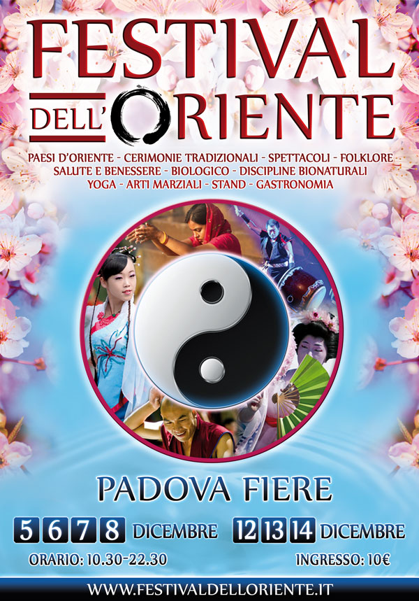 Festival dell'oriente 2014 Padova