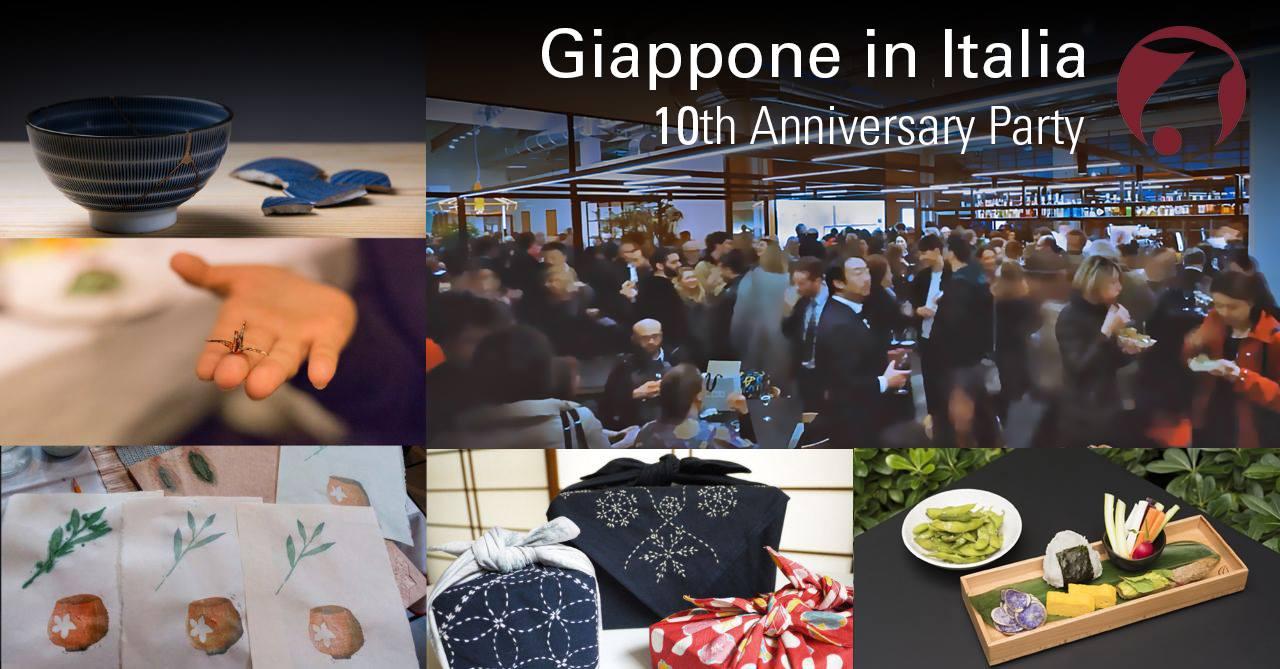 Giappone in Italia - 10th Anniversary Party