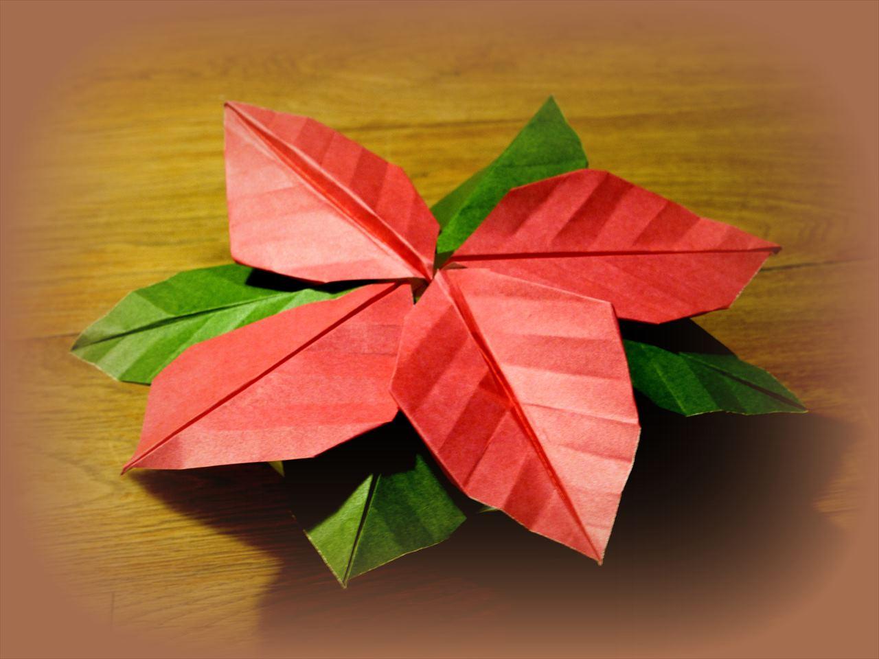 Origami per Natale
